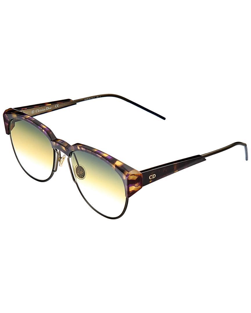 1461aaca83875 Dior - Multicolor Women s 53mm Sunglasses - Lyst. View fullscreen