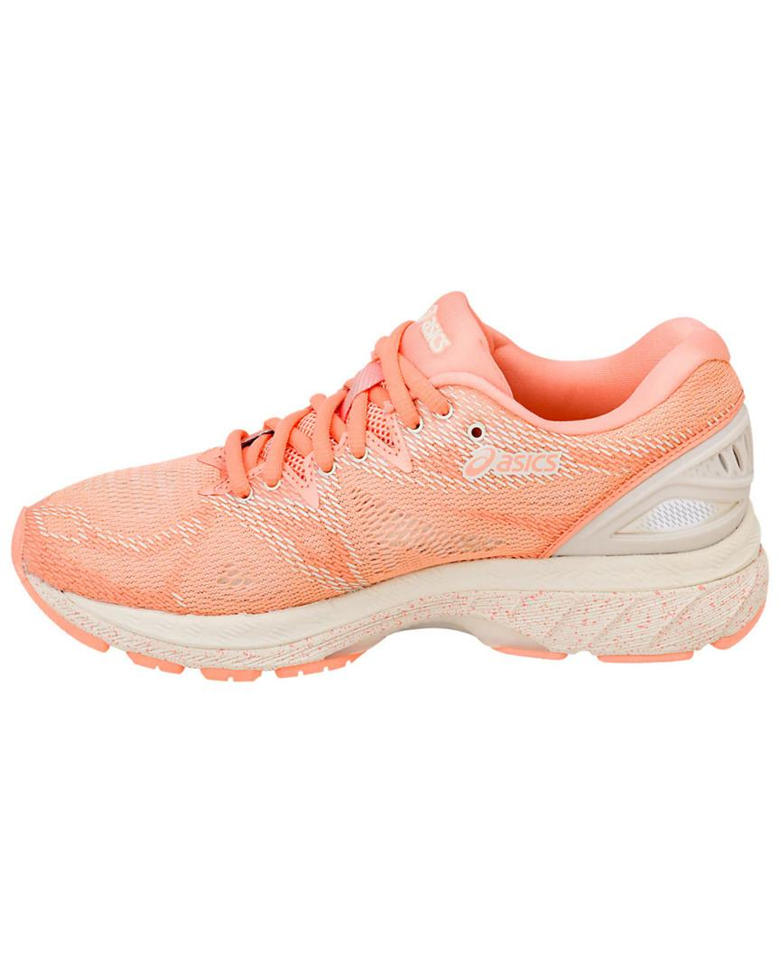 909b7320bd8 Women's Pink Gel-nimbus 20 Sp Trainer