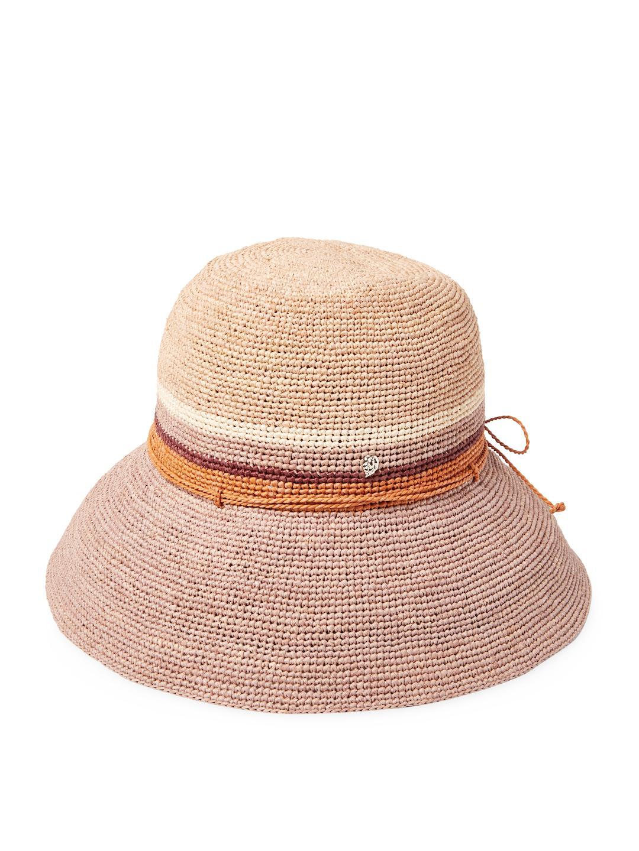 93d7d8e3db5a1 Helen Kaminski Provence Hat in Natural - Lyst