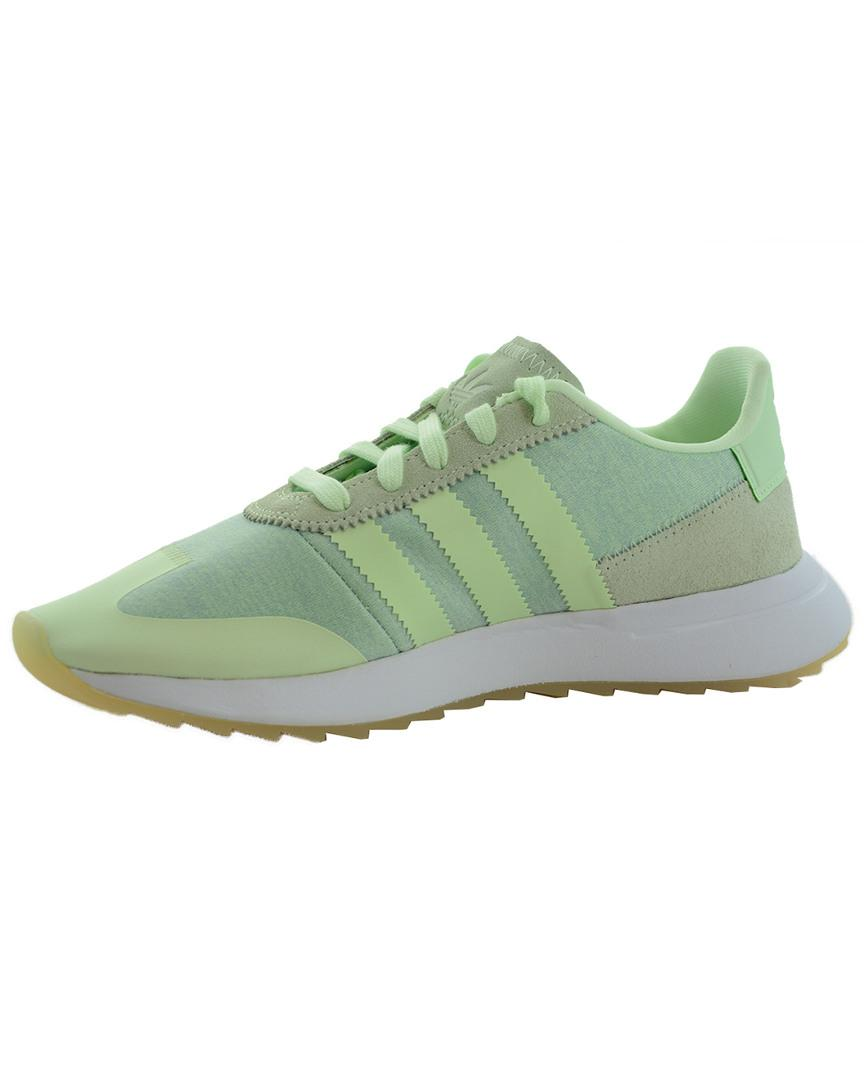 differently c9bc0 60aba Lyst - Adidas Flbrunner Sneaker in Green