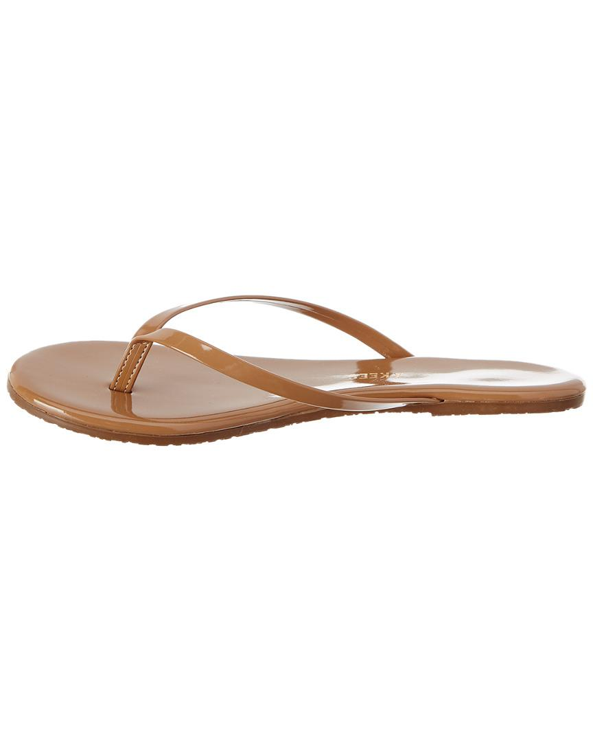 274c005ef30a Lyst - TKEES Sunscreens Flip Flop in Brown
