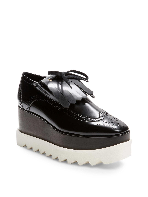 Stella McCartney Fringe detail Elyse shoes Dx9jdud