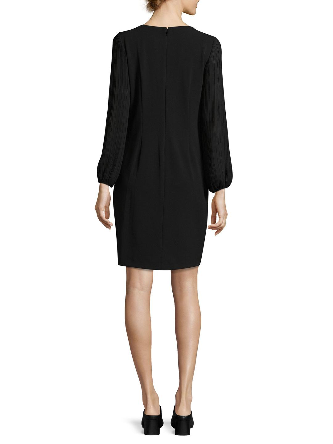 Crew Neck Cocktail Dress