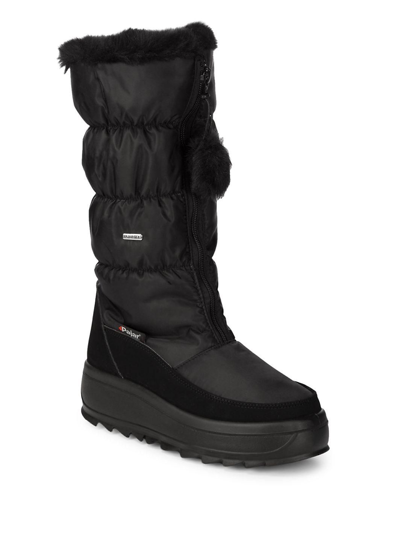 Pajar Gaetana Faux Fur Waterproof Boot Rg5xdne