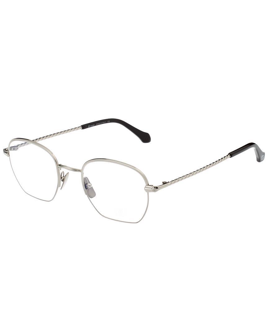 b43ad38448 Lyst - Brioni Br0027o 49mm Optical Frames for Men - Save 45%