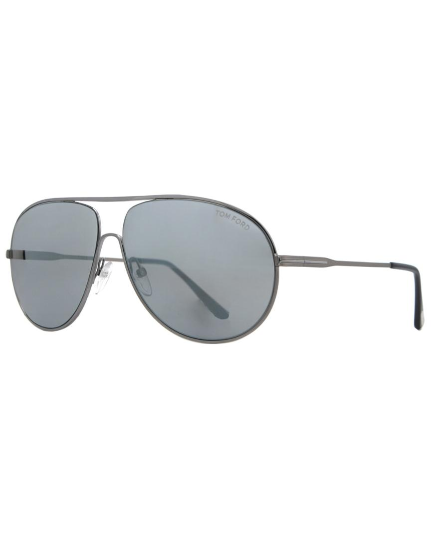f6333091ce1 Lyst - Tom Ford Unisex Tf450 61mm Sunglasses in Gray for Men