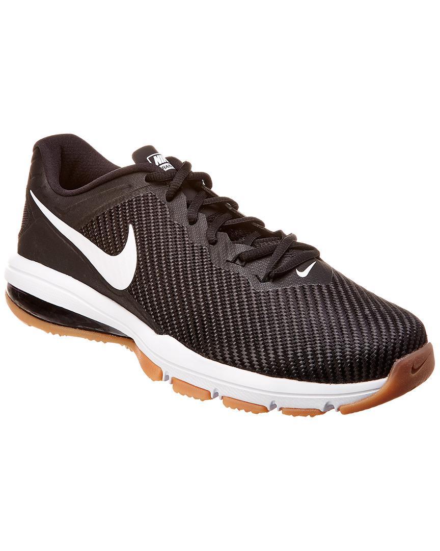 68eb1335532 Lyst - Nike Air Max Full Ride Tr 4.5 Sneaker in Black for Men