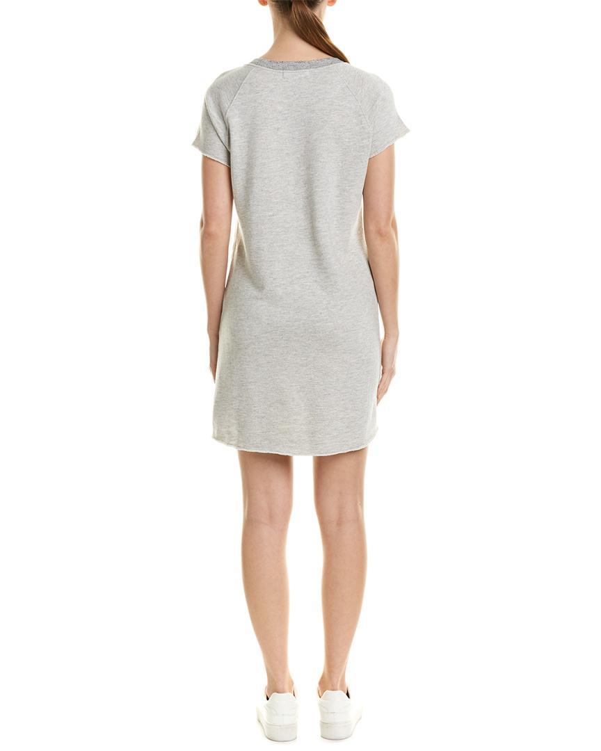 67edd8e7b13 Lyst - n PHILANTHROPY Nphilanthropy Calalilly Shift Dress in Gray