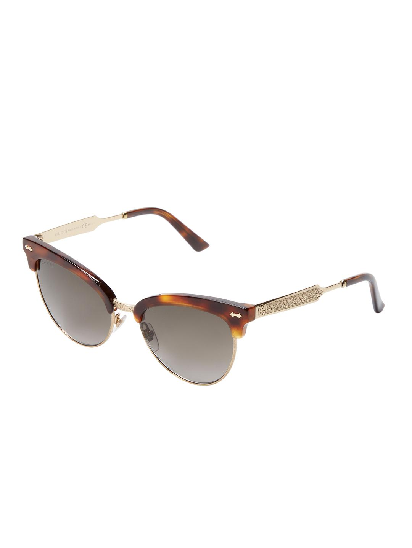 tinted aviator sunglasses - Metallic Gucci zb2MjbDIn