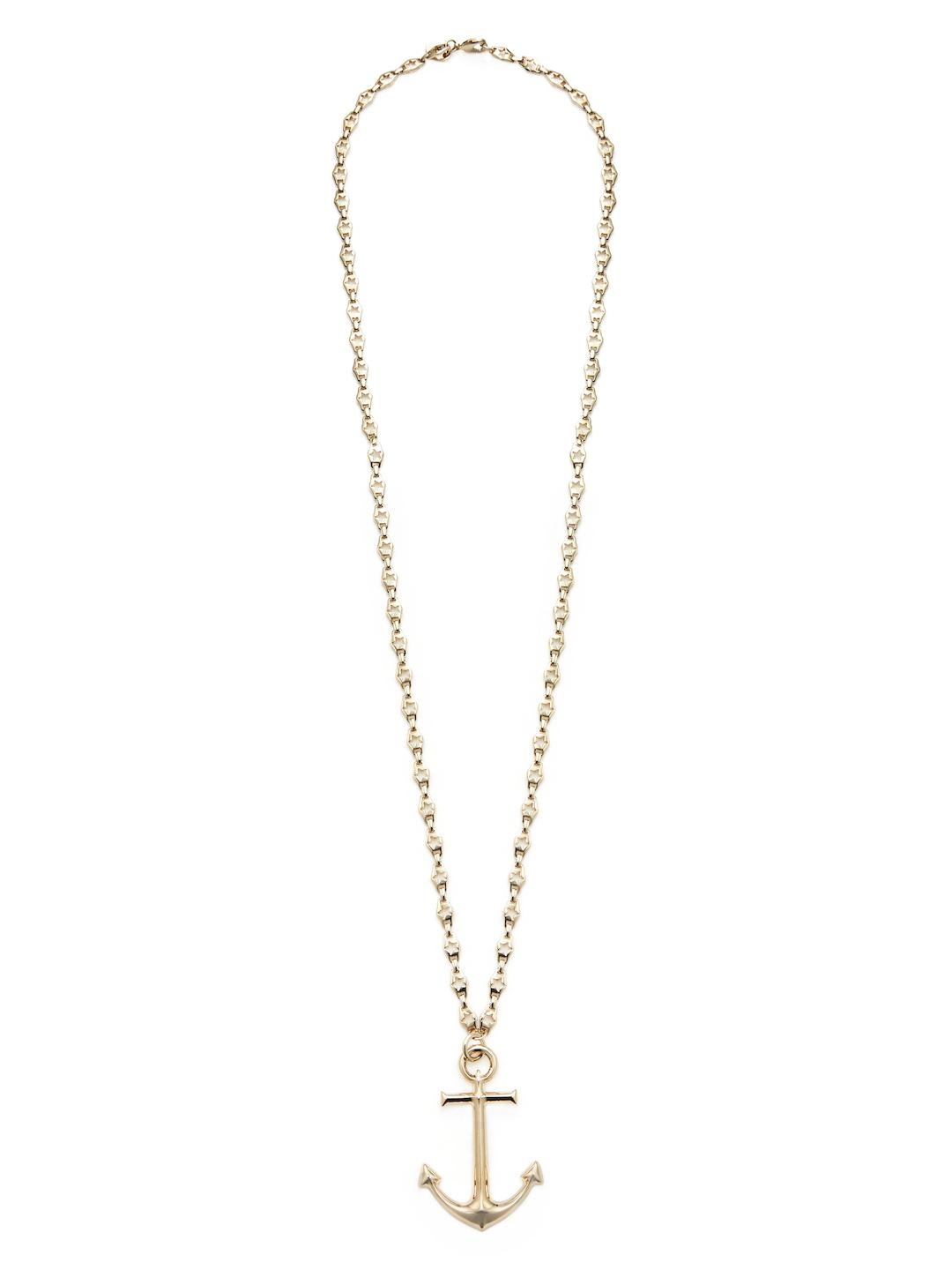Red Valentino dragonfly necklace - Metallic dKd0VQ