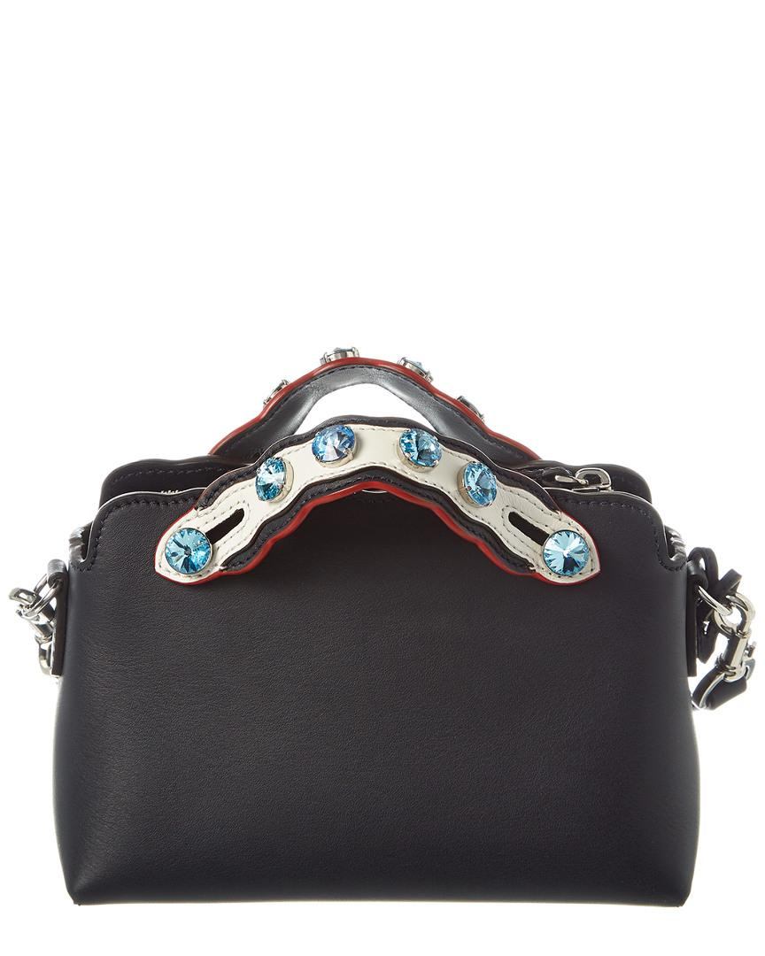 d722d3062b09 Lyst - Fendi By The Way Mini Leather Boston Bag