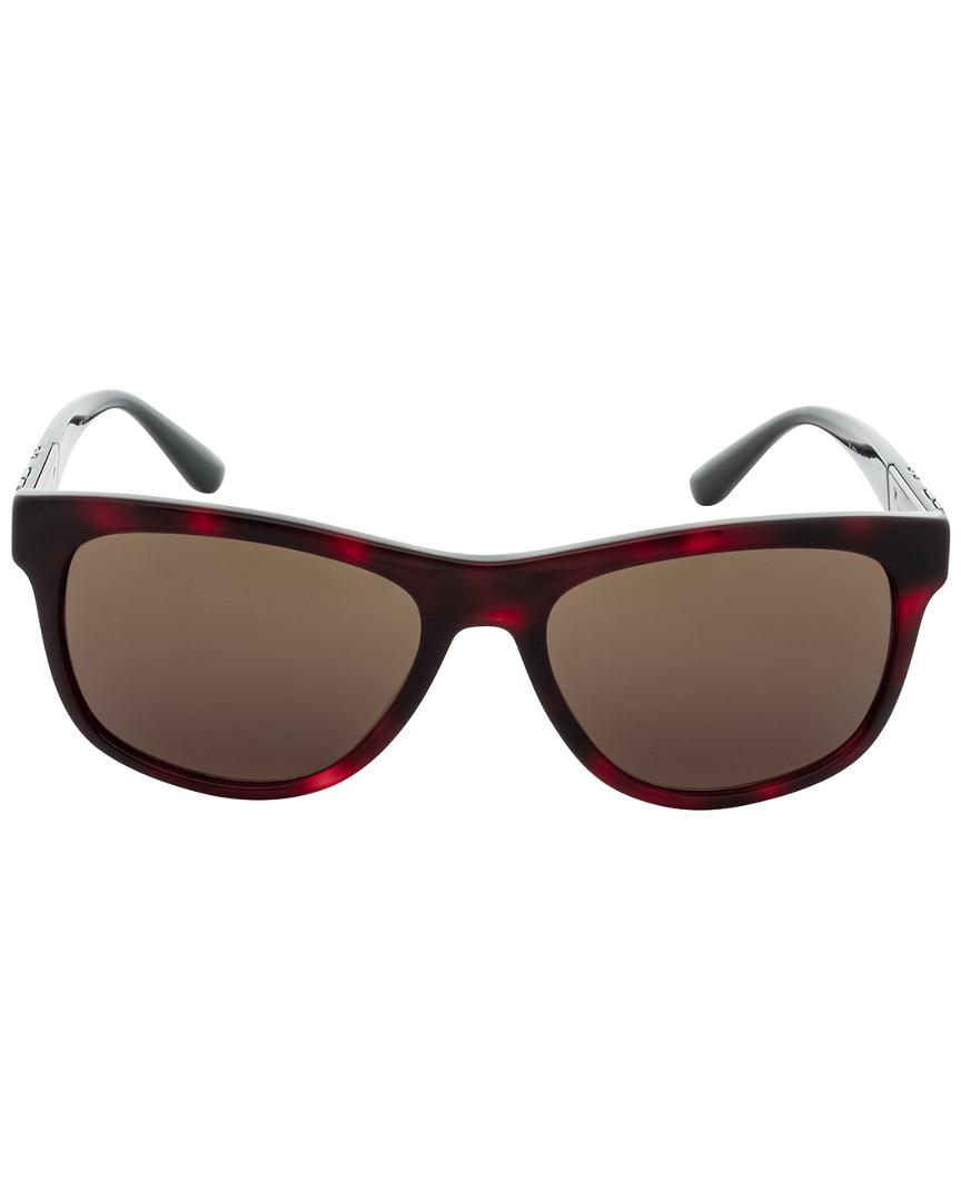 db602f75fe3 Lyst - Burberry Men s Be4234 57mm Sunglasses in Brown for Men - Save 17.5%