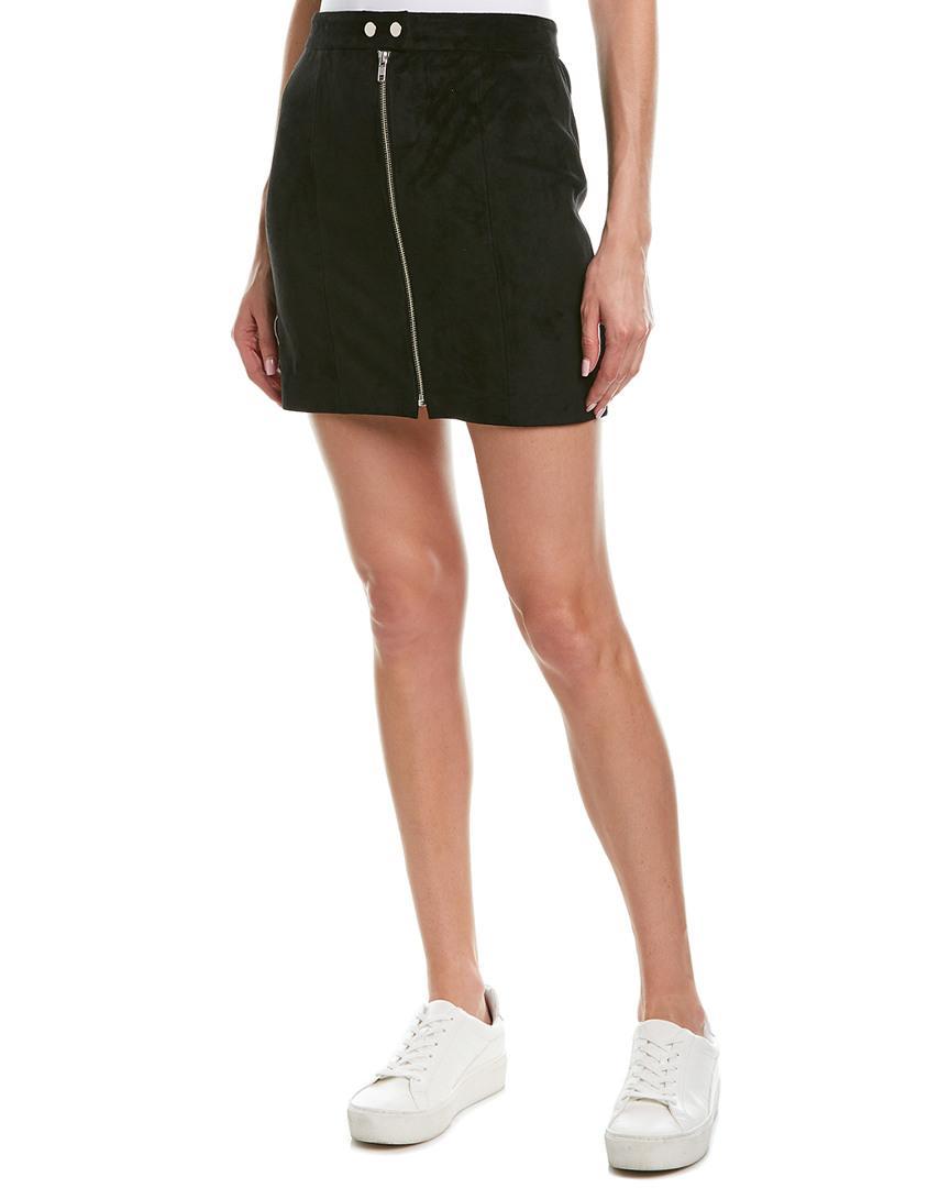749e03570d n:PHILANTHROPY Nphilanthropy Faye Skirt in Black - Lyst