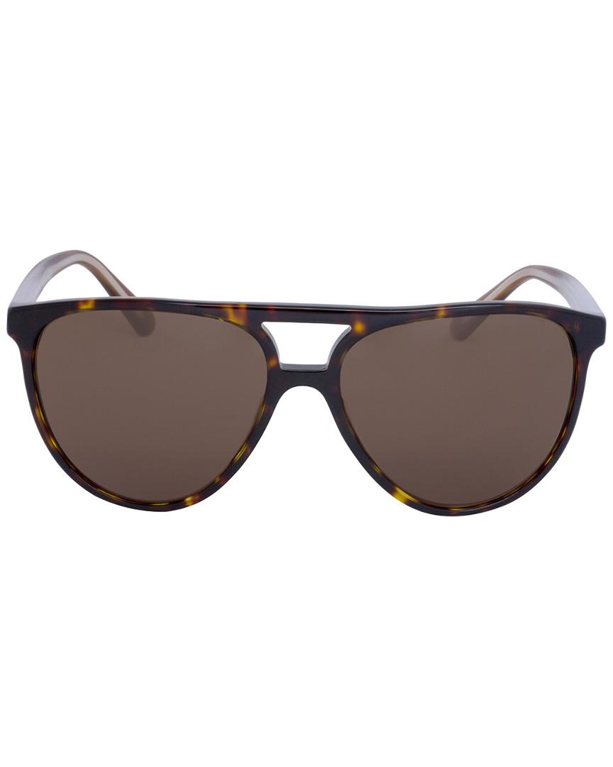 c41cda1c11 Lyst - Burberry Be4254f 58mm Sunglasses in Brown for Men