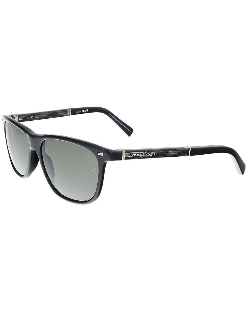 90460ba943 Lyst - Ermenegildo Zegna Ermenegildo Men s 56mm Sunglasses for Men