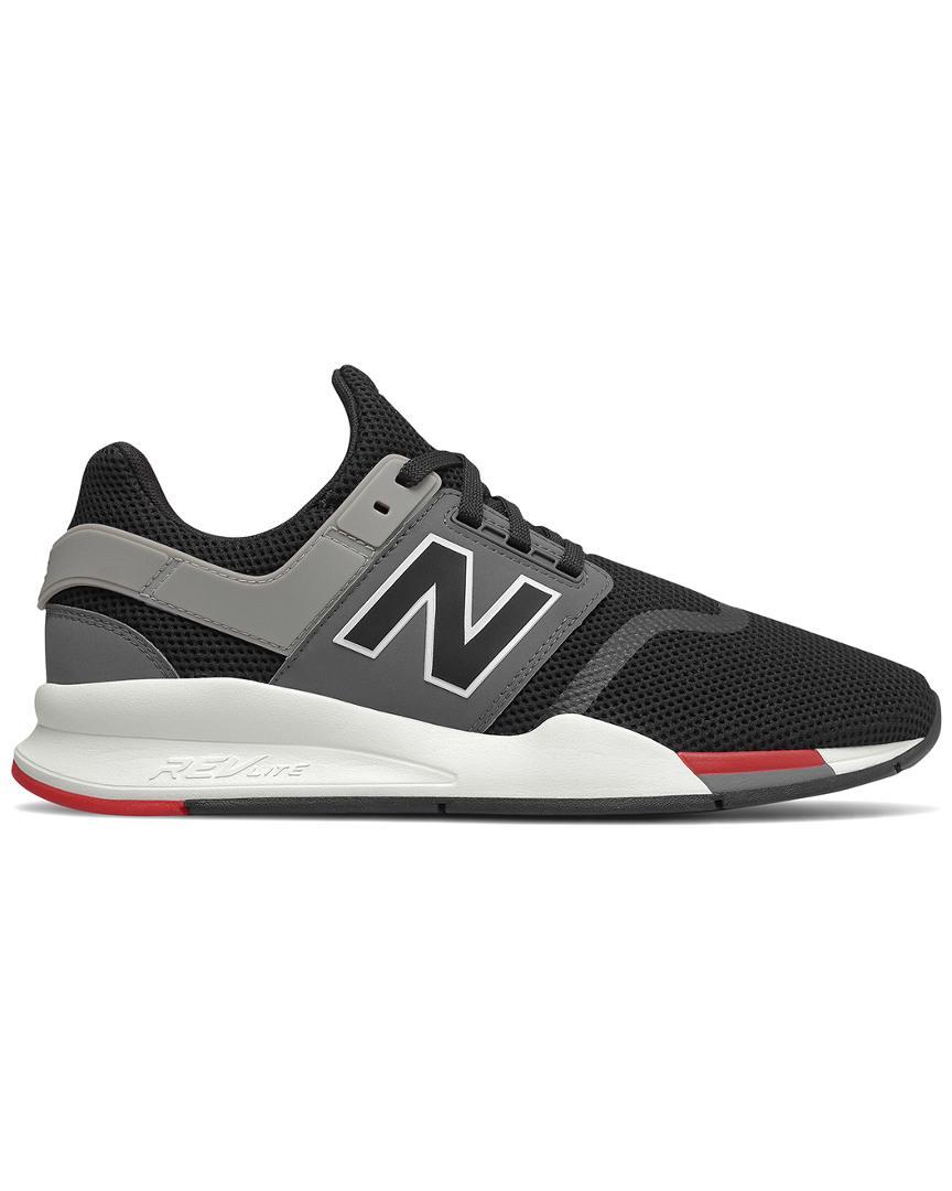 ab925c08e5c72 Lyst - New Balance 247 Black/ Grey/ White in Black for Men - Save 64%