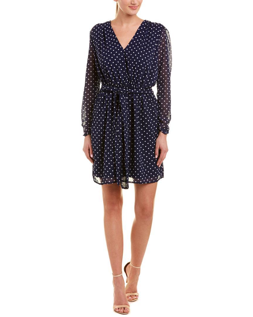 Lyst - Walter Baker Flavia A-line Dress in Blue 006d462ad