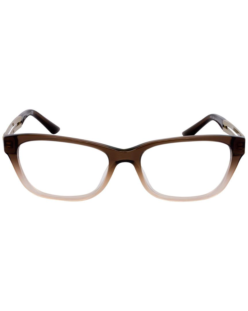 877742afc136 Versace Women s Ve3220 52mm Optical Frames in Brown - Lyst