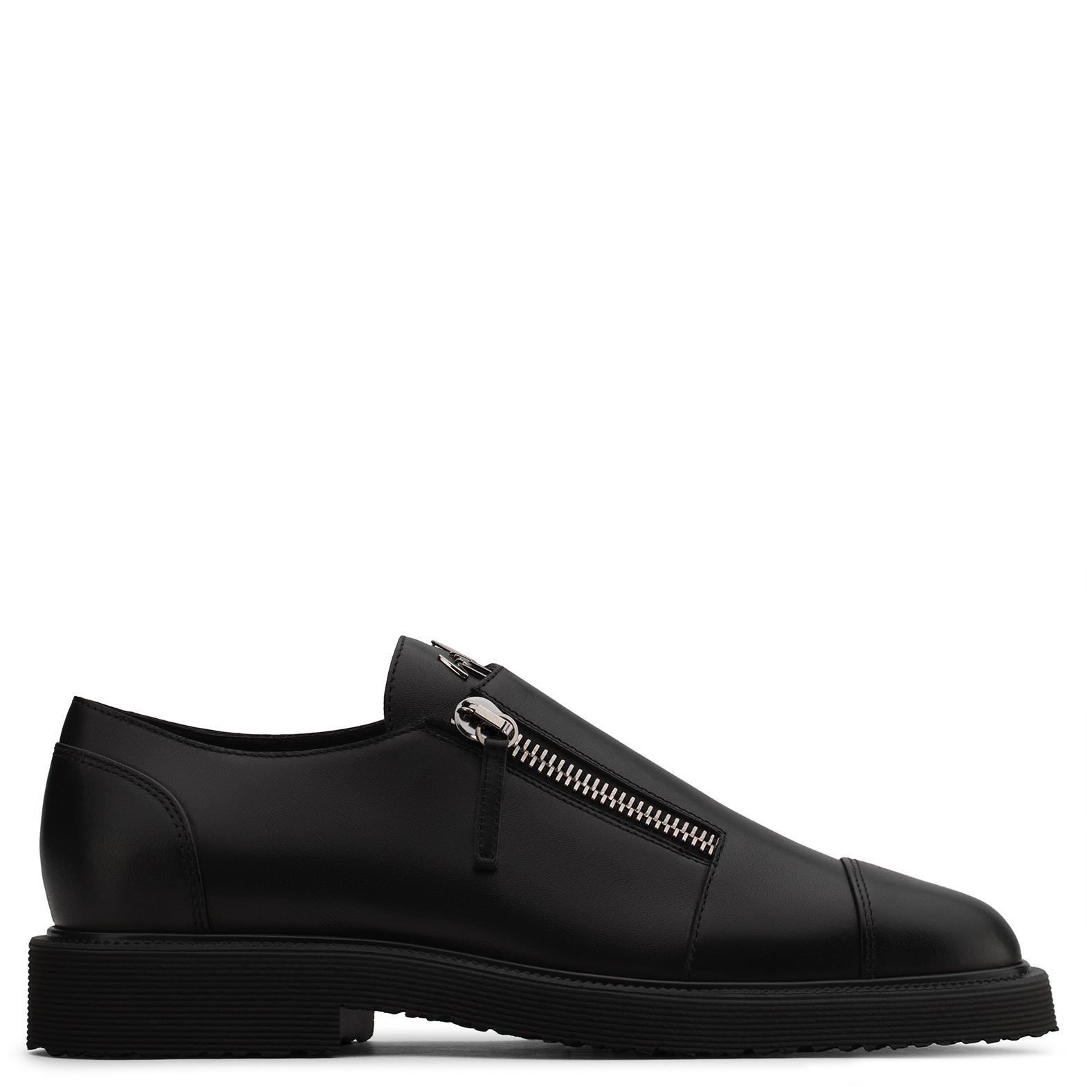 Giuseppe Zanotti Calf leather shoes JULIO S3kaw