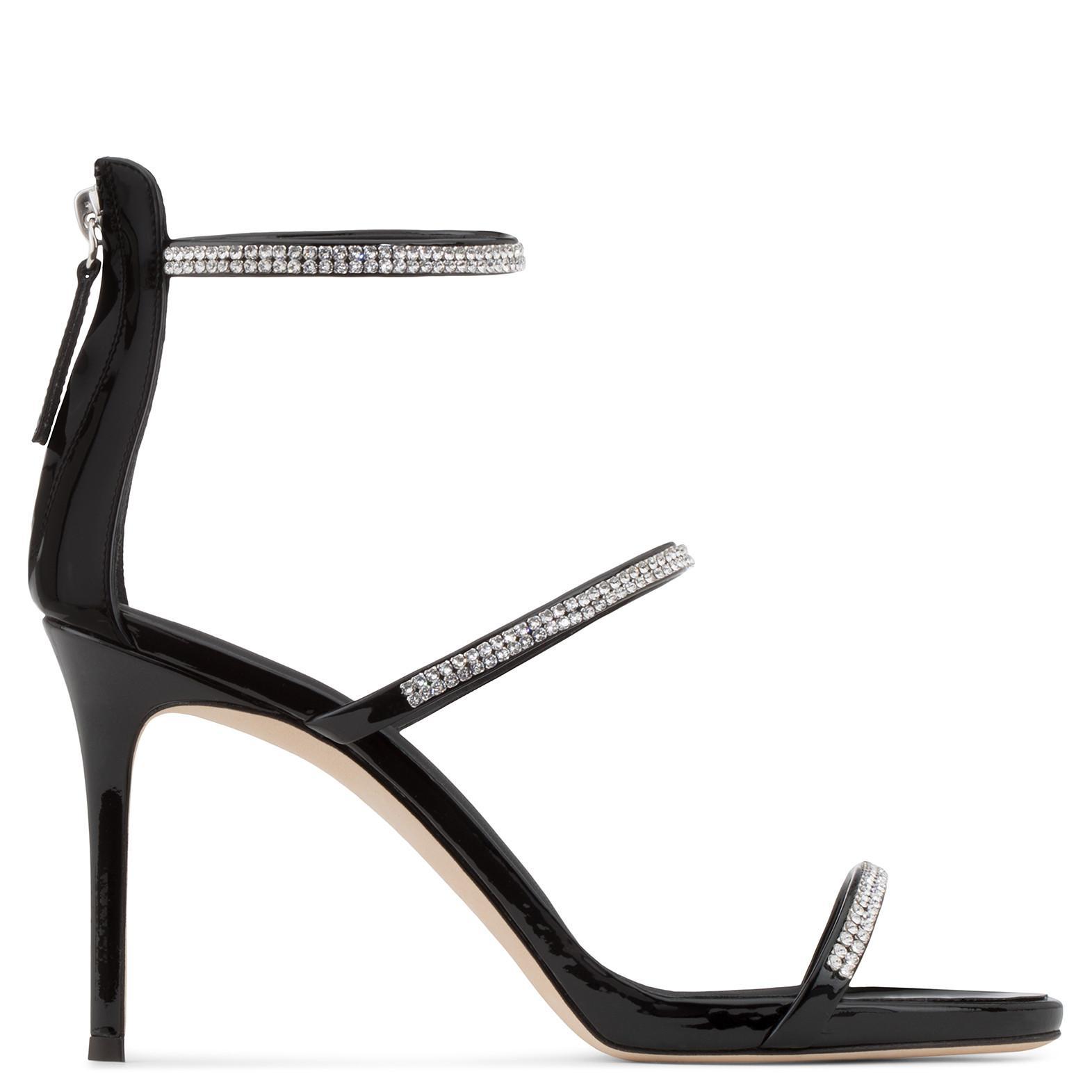 Harmony 90 sandals - Black Giuseppe Zanotti cNpGgZ0pu8