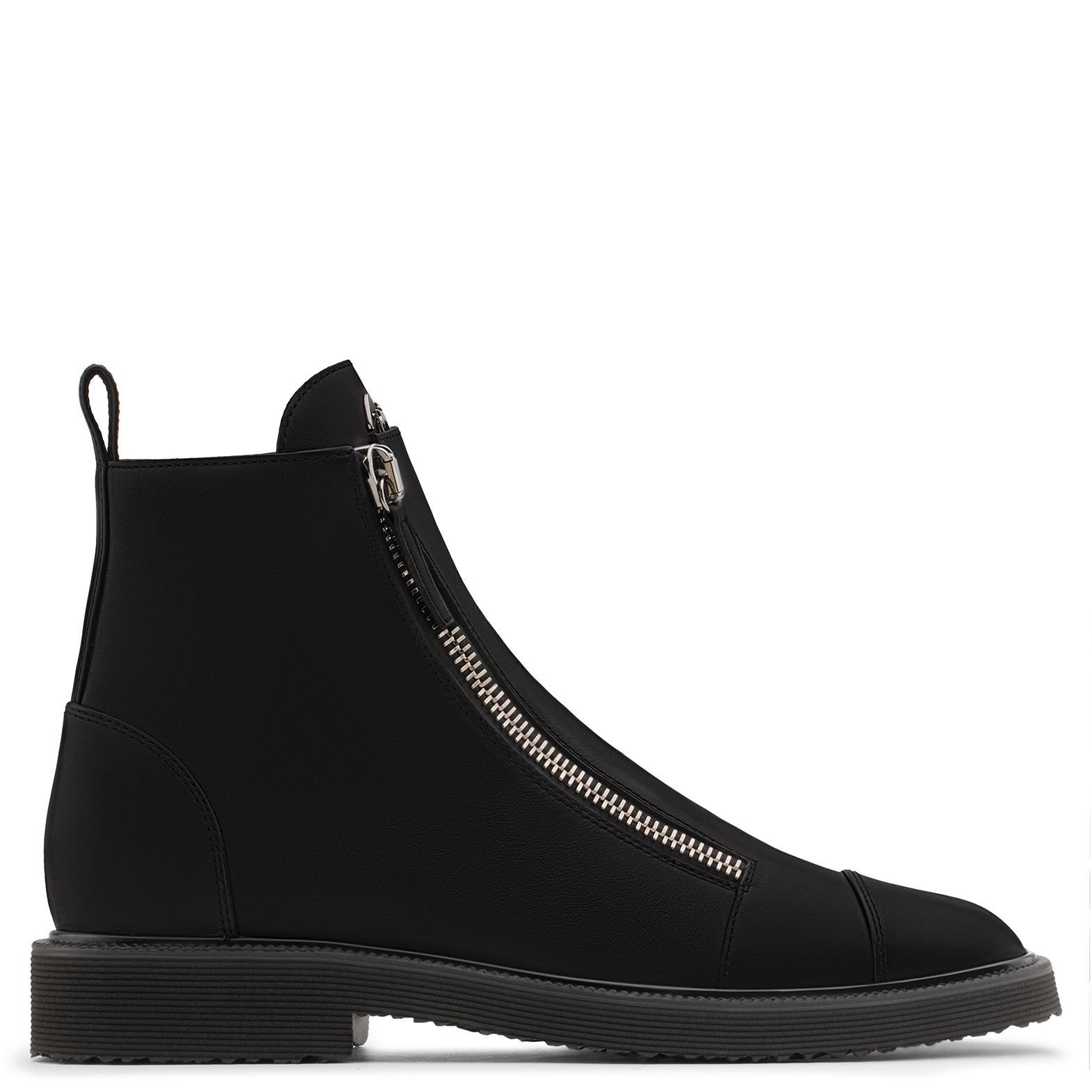 Giuseppe Zanotti Calfskin leather boot JEROME JaOfYKaDs
