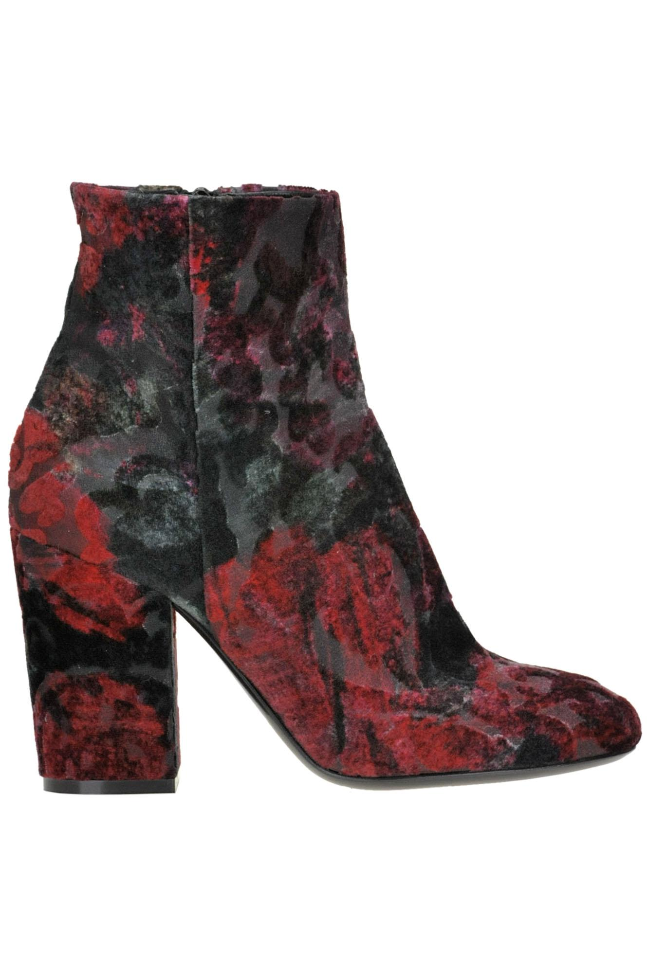 6f3308eff748d Strategia - Multicolor Embroidered Ankle-boots - Lyst. View fullscreen