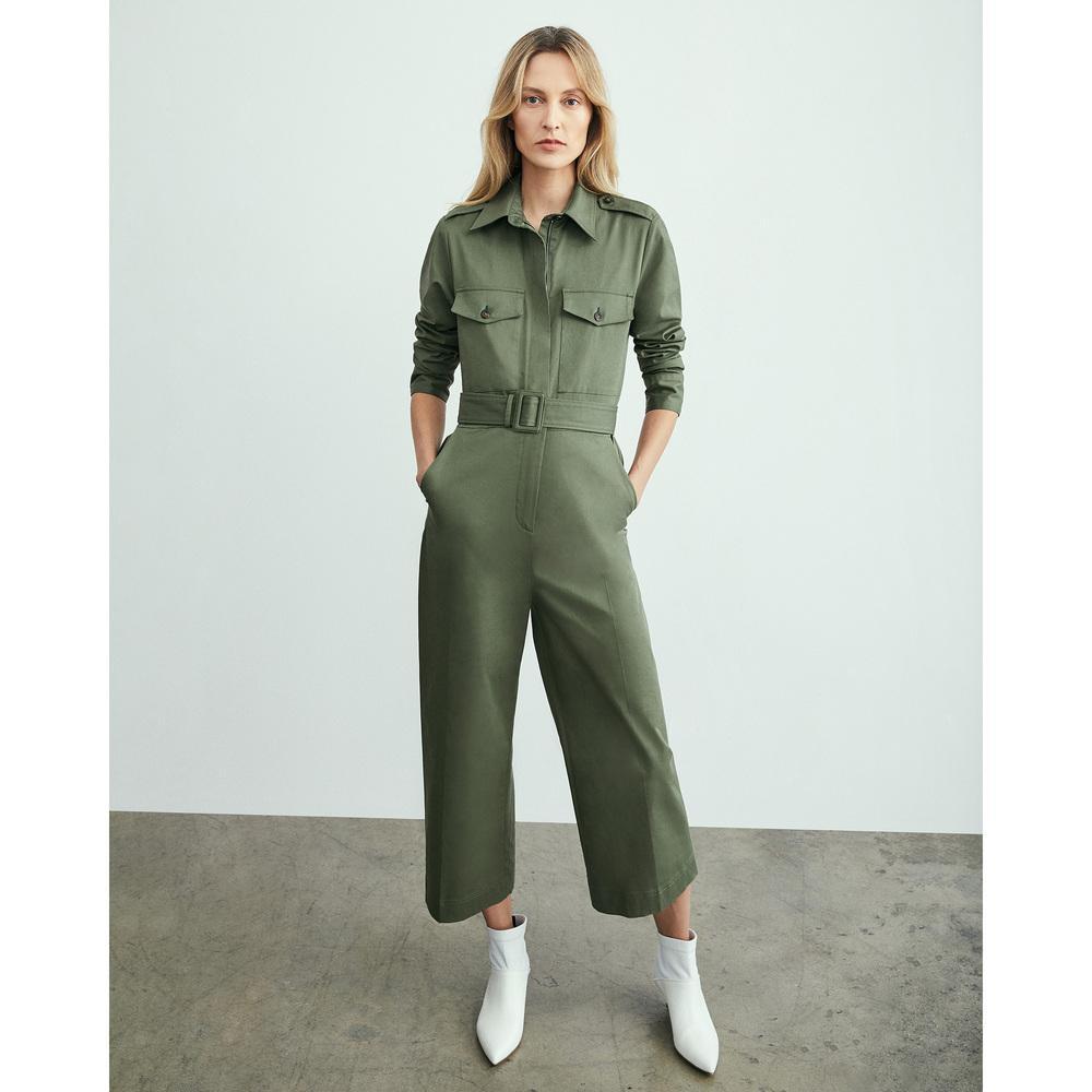 8c9696d1254 Lyst - G. Label by goop Julian Workwear Jumpsuit in Green