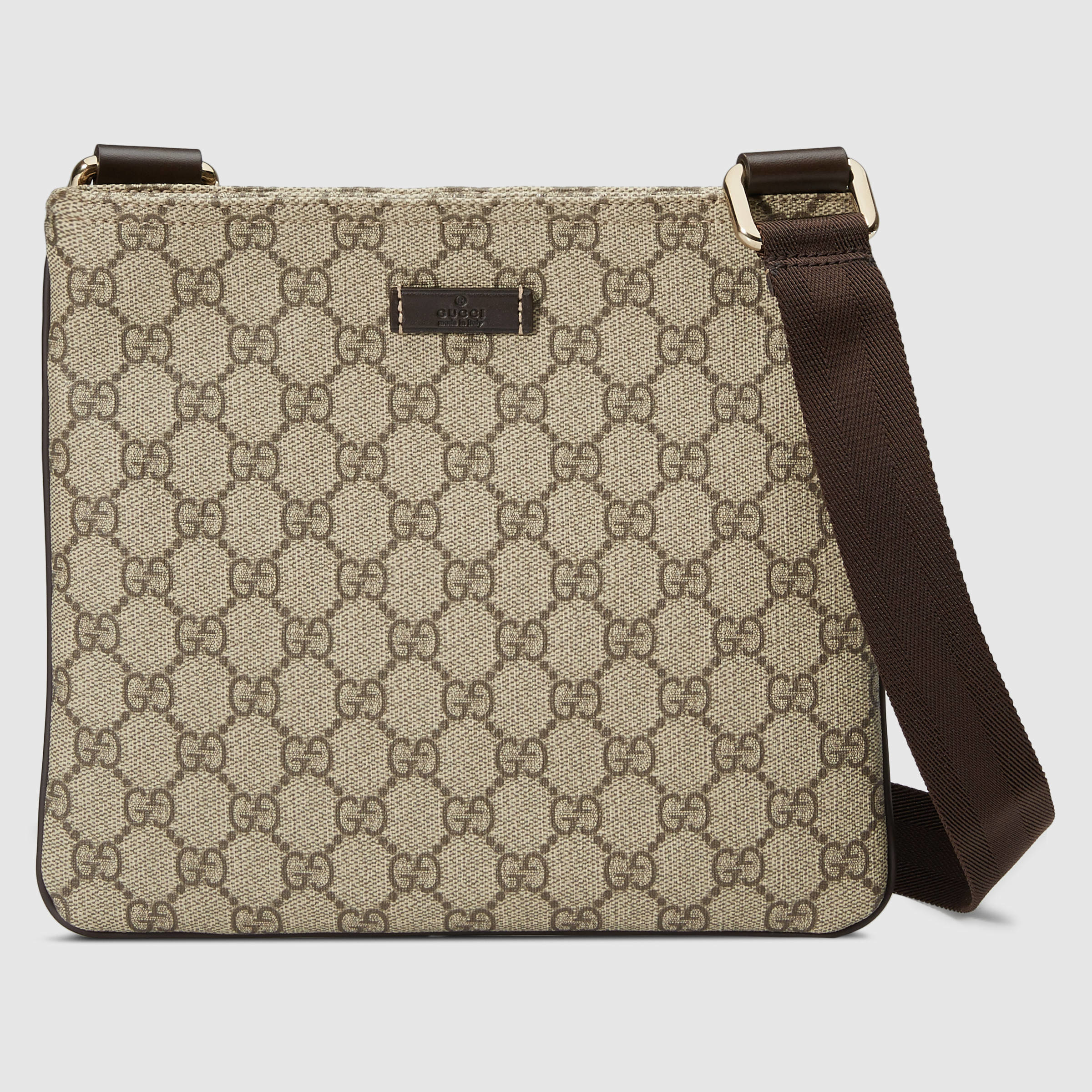 73eb869945e8 Gucci Gg Supreme Cross Body Messenger Bag for Men - Lyst