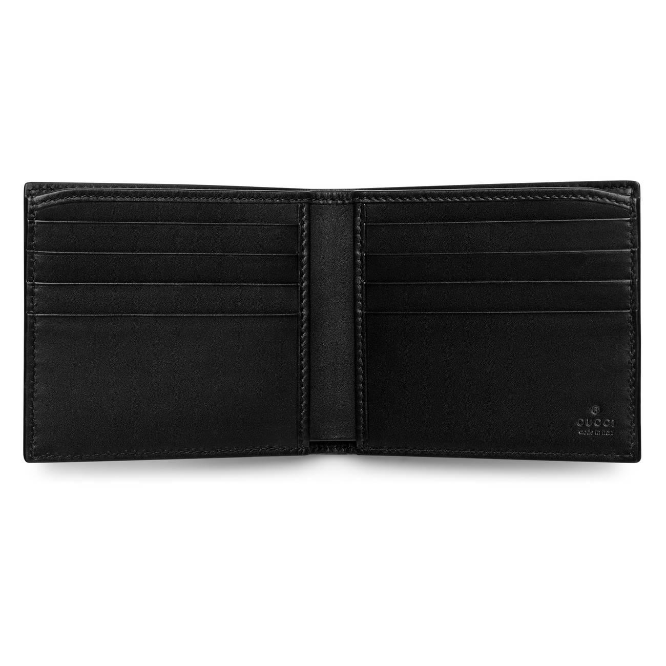 bc38aa41f68f Gucci - Black Signature Wallet for Men - Lyst. View fullscreen
