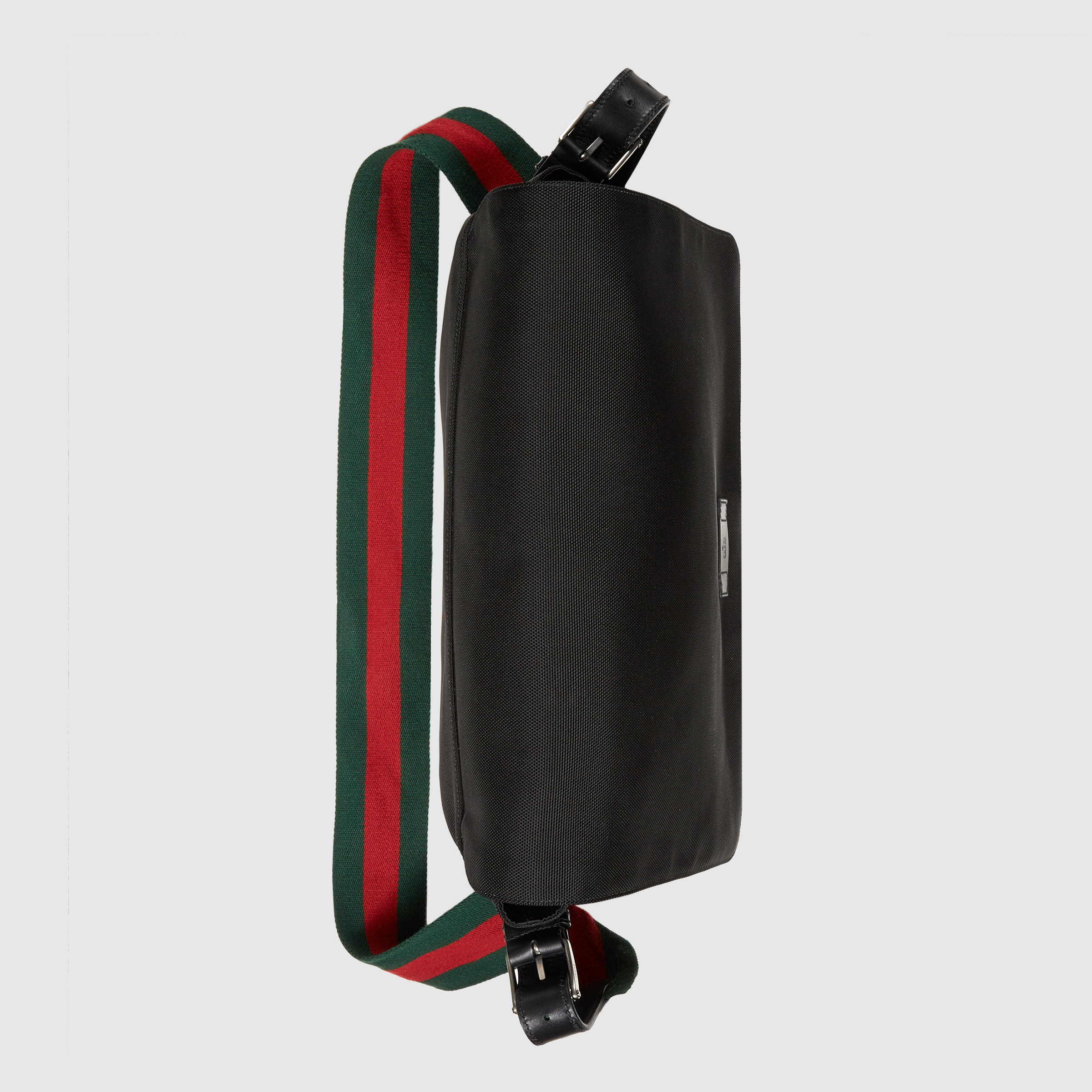 fd83731aedf1 Gucci Black Techno Canvas Messenger Bag | Stanford Center for ...