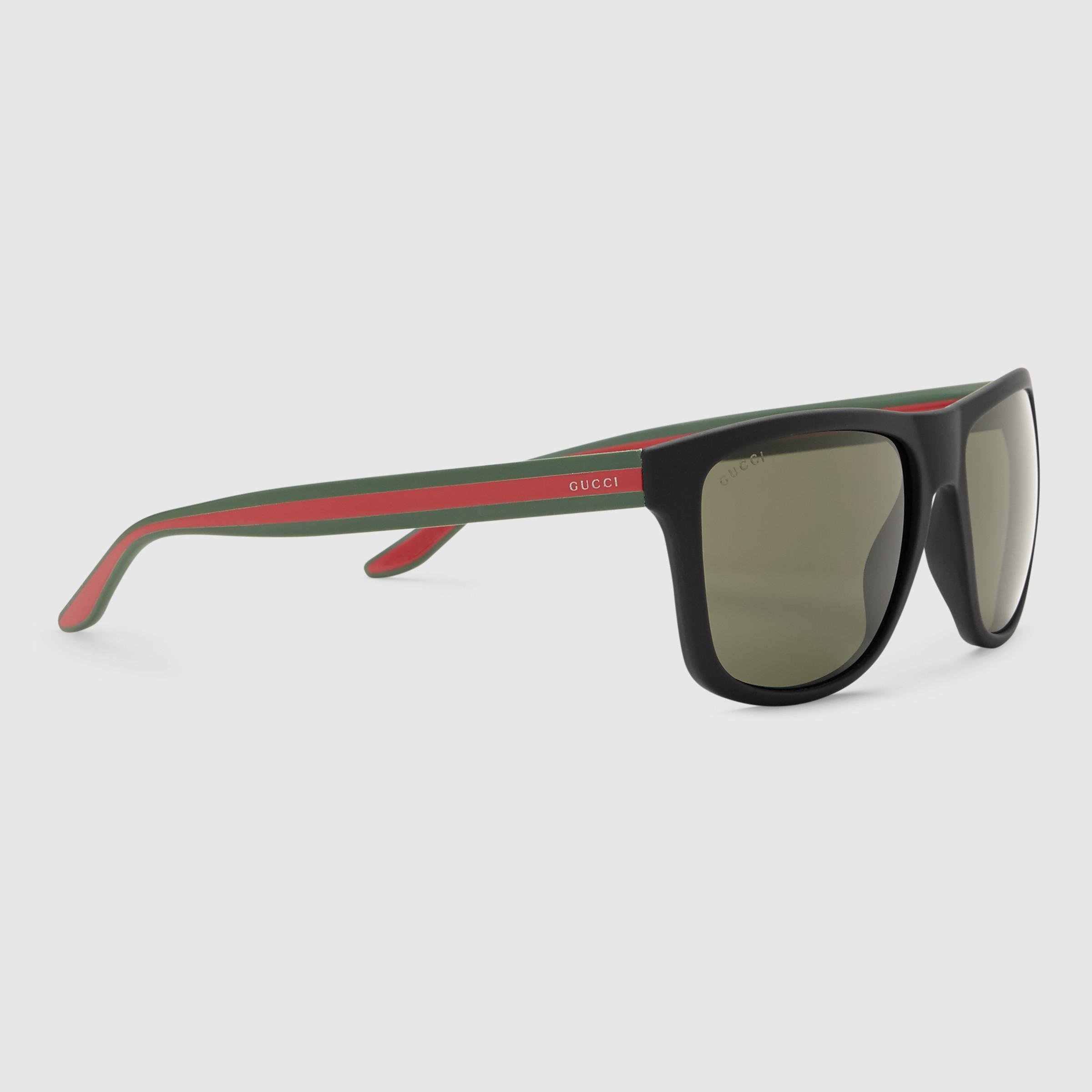57a7ac3fa4 Square And Rectangle Gucci Sunglasses Mens - Bitterroot Public Library