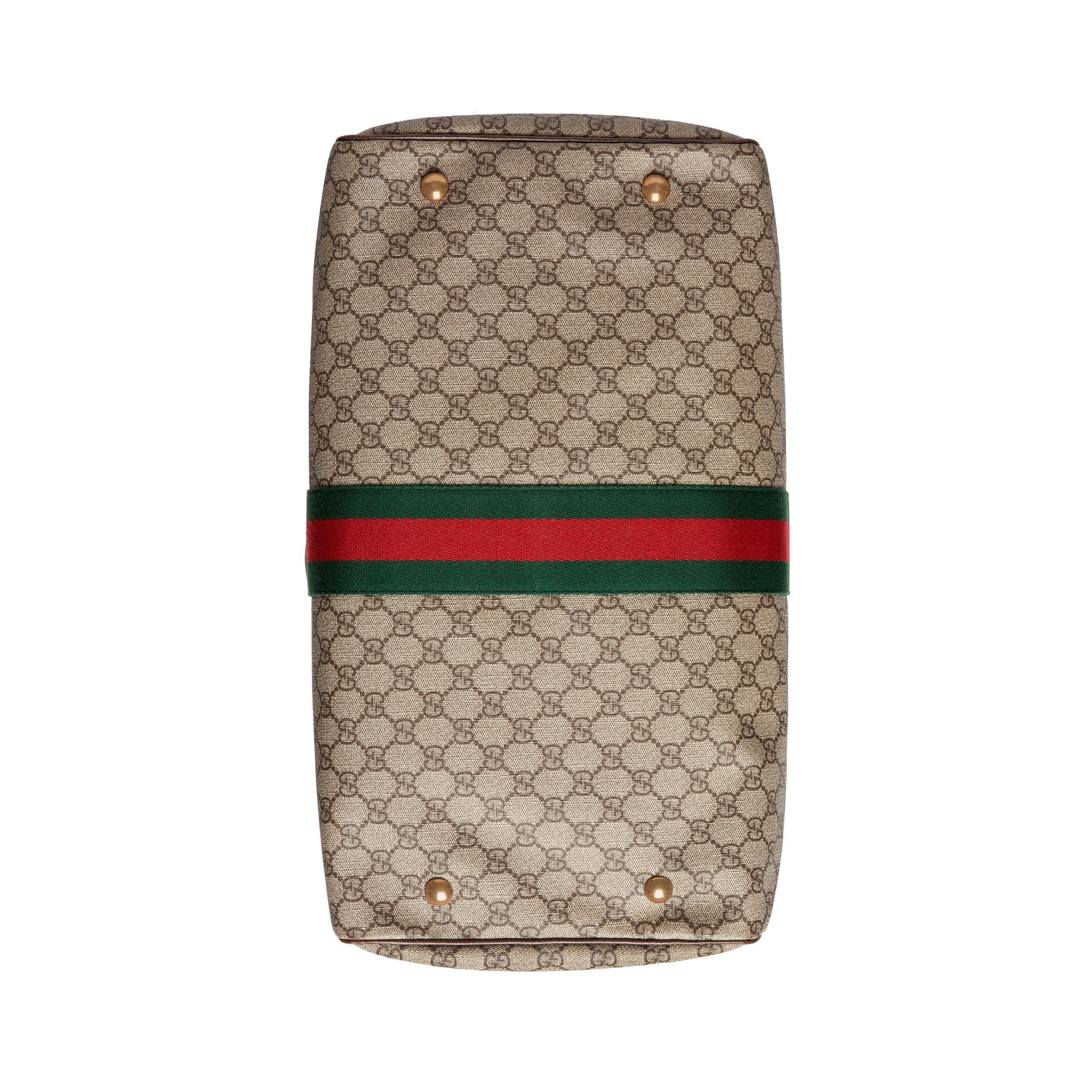 Gucci - Green Ophidia Gg Medium Carry for Men - Lyst. View fullscreen 3af39610ac5