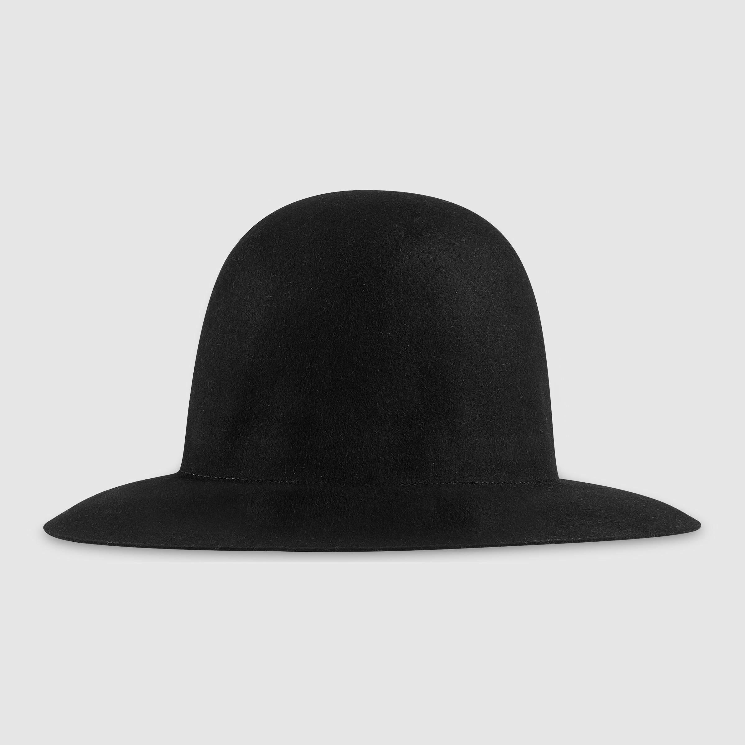 Gucci Hats For Men: Gucci Wide Brim Hat For Men
