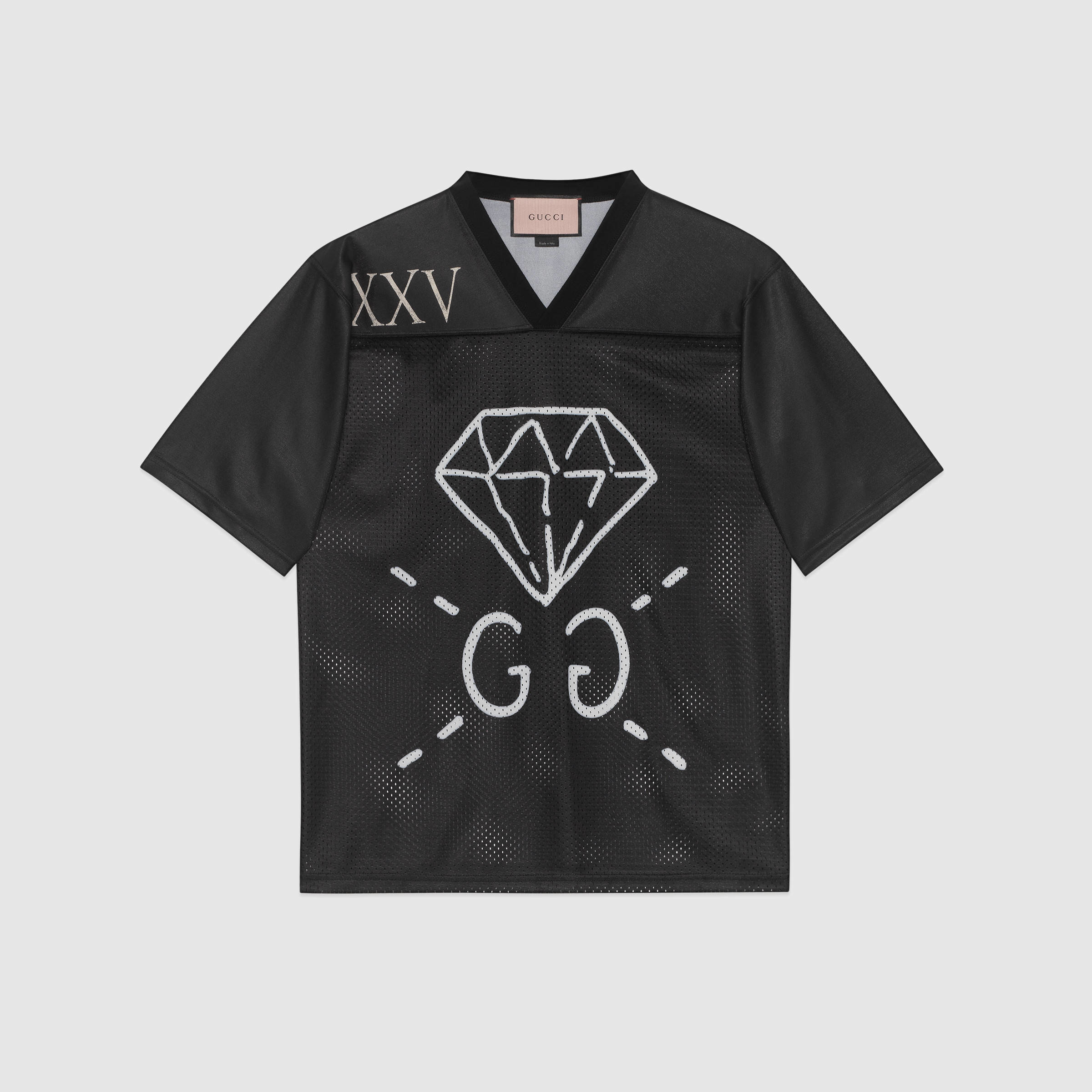 d42753558 Gucci Ghost T-shirt in Black for Men - Lyst