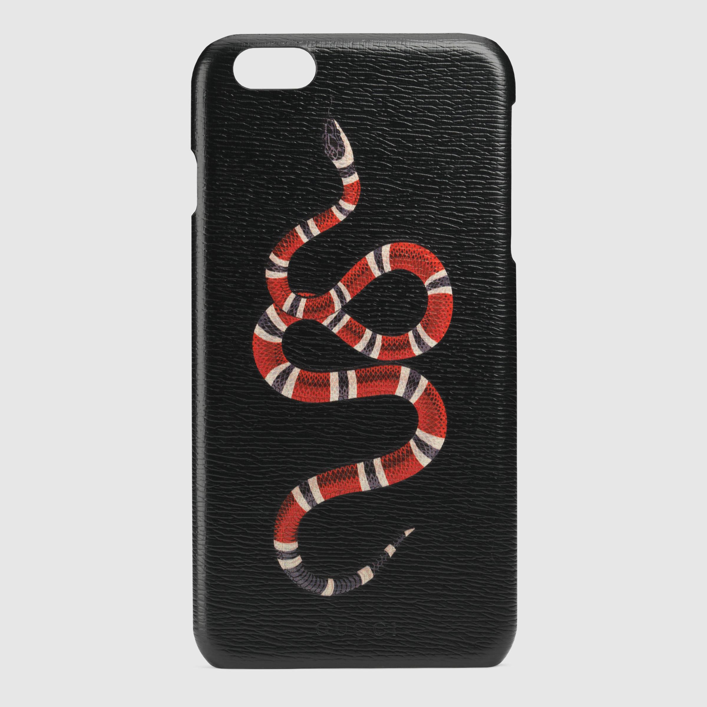 Gucci Iphone Case Snake