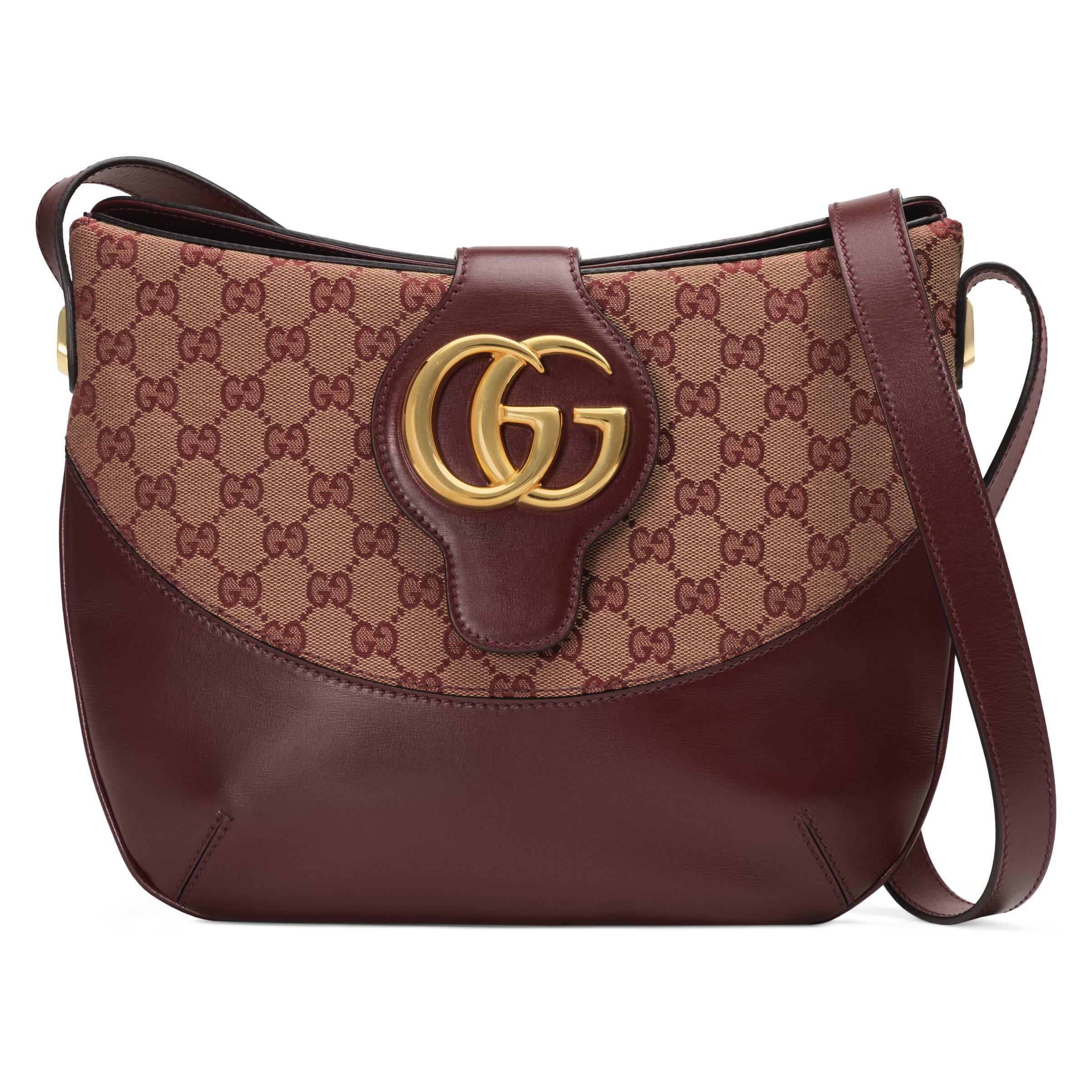 2b2754a59cbc Gucci. Women's Arli GG Medium Shoulder Bag