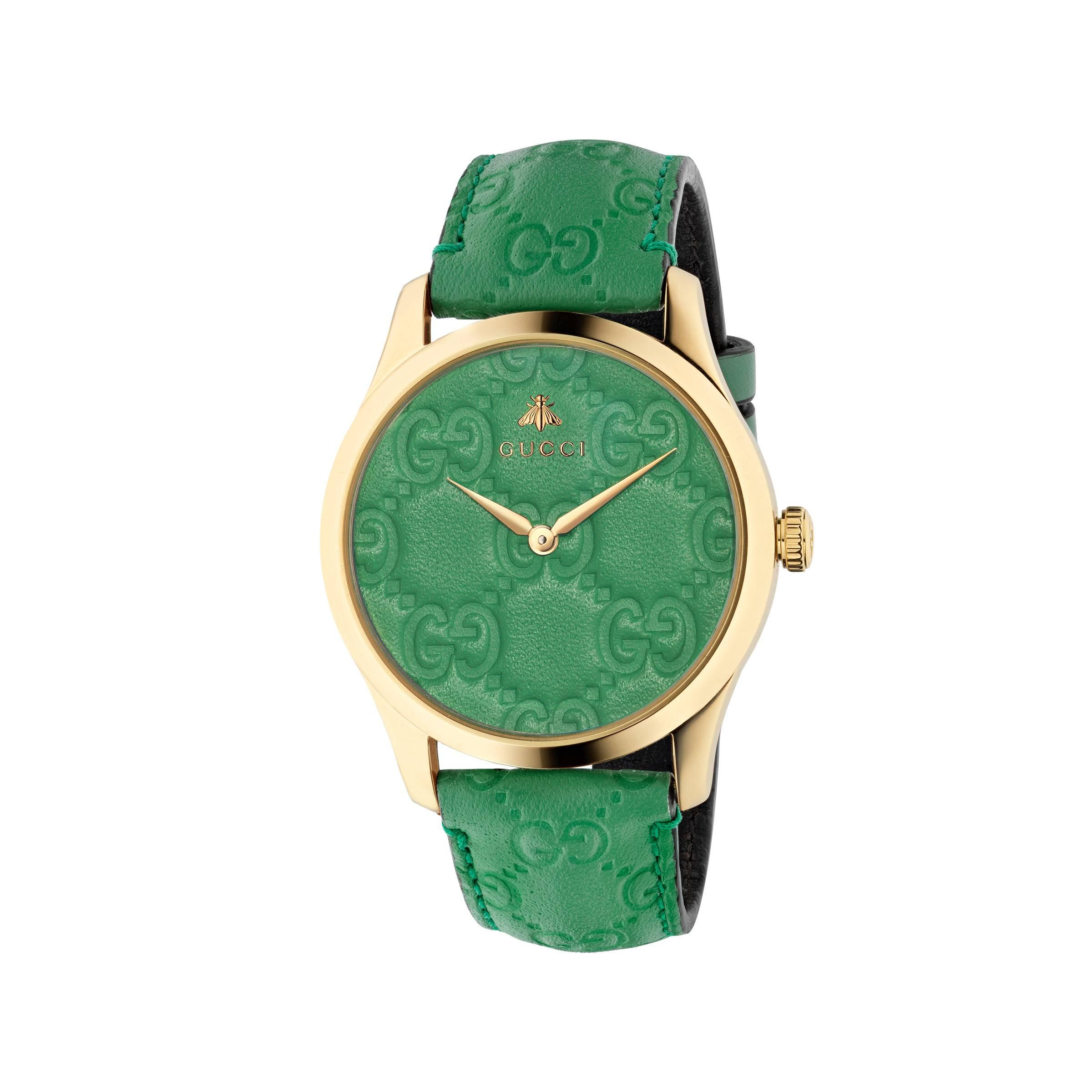 86b94715c0a Gucci - Green G-timeless Watch