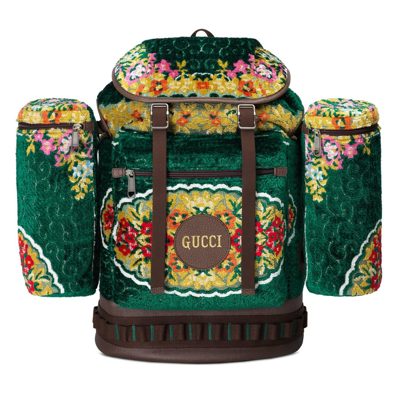 bbc5542b076a Gucci Large Backpack in Brown for Men - Lyst
