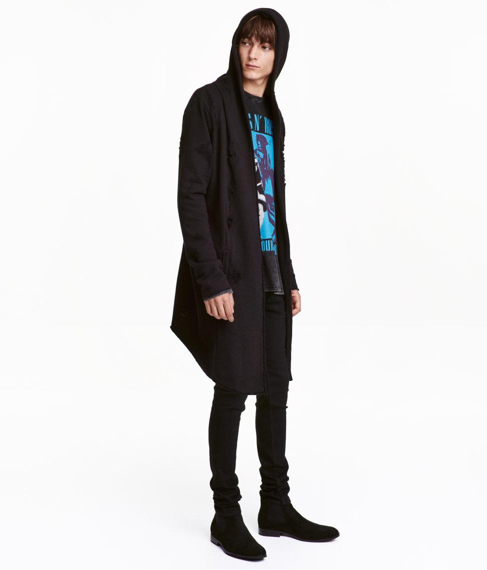 Zwarte Cardigan H&M 78