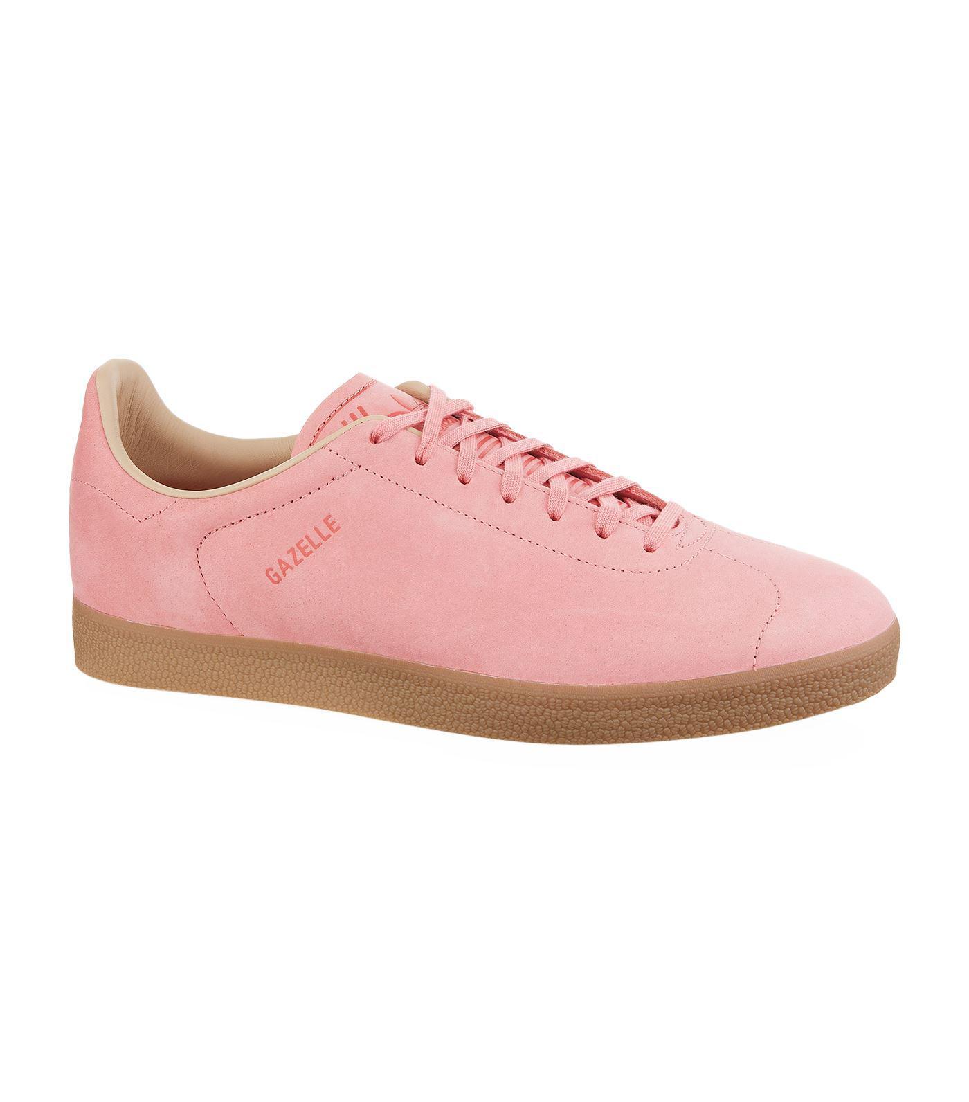 d7b4dee362f adidas Originals Gazelle Decon Sneakers in Pink - Lyst