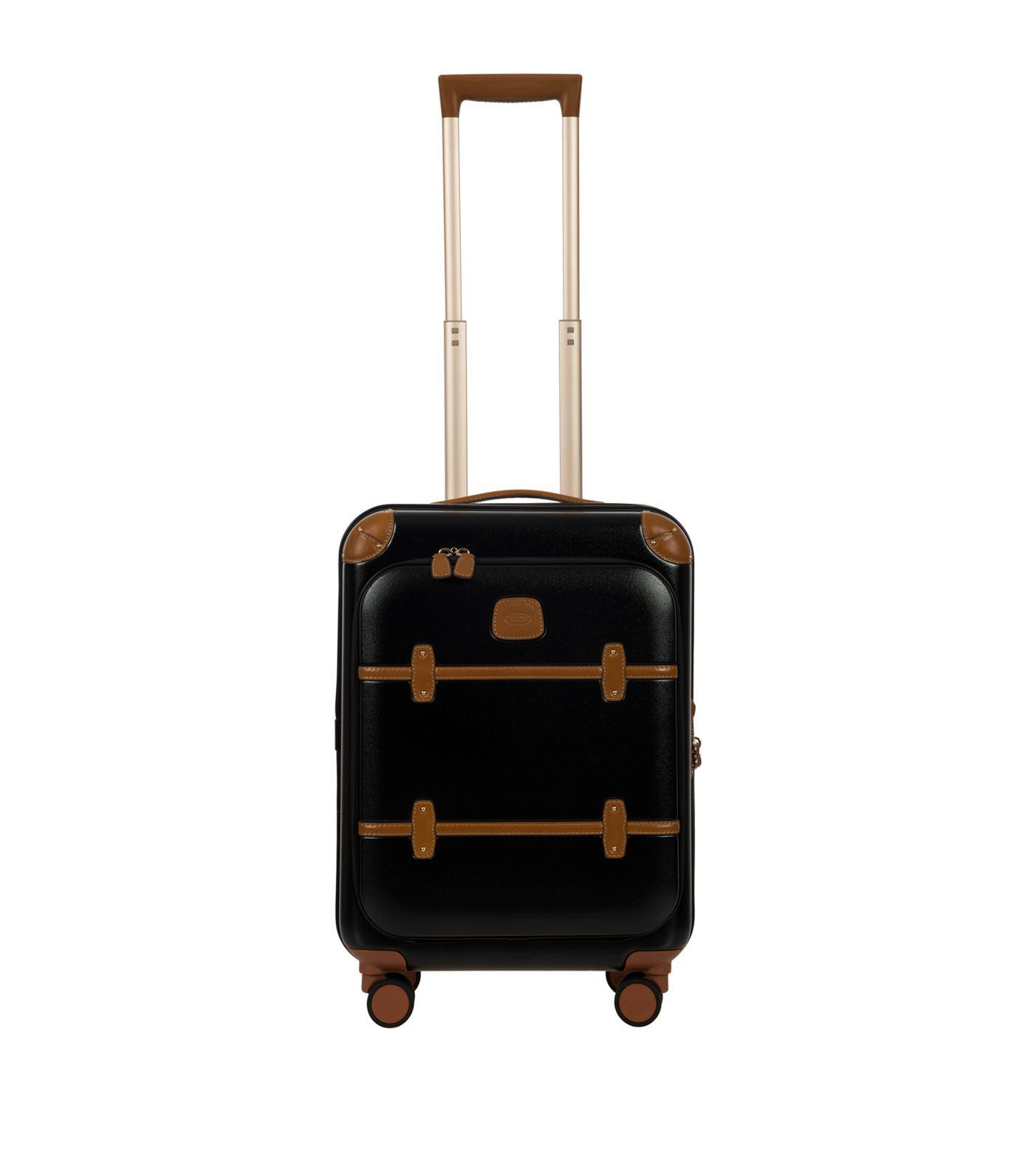 Lyst - Bric S Bellagio 2 55cm Front Pocket Cabin Spinner in Black ... cd194a5f04