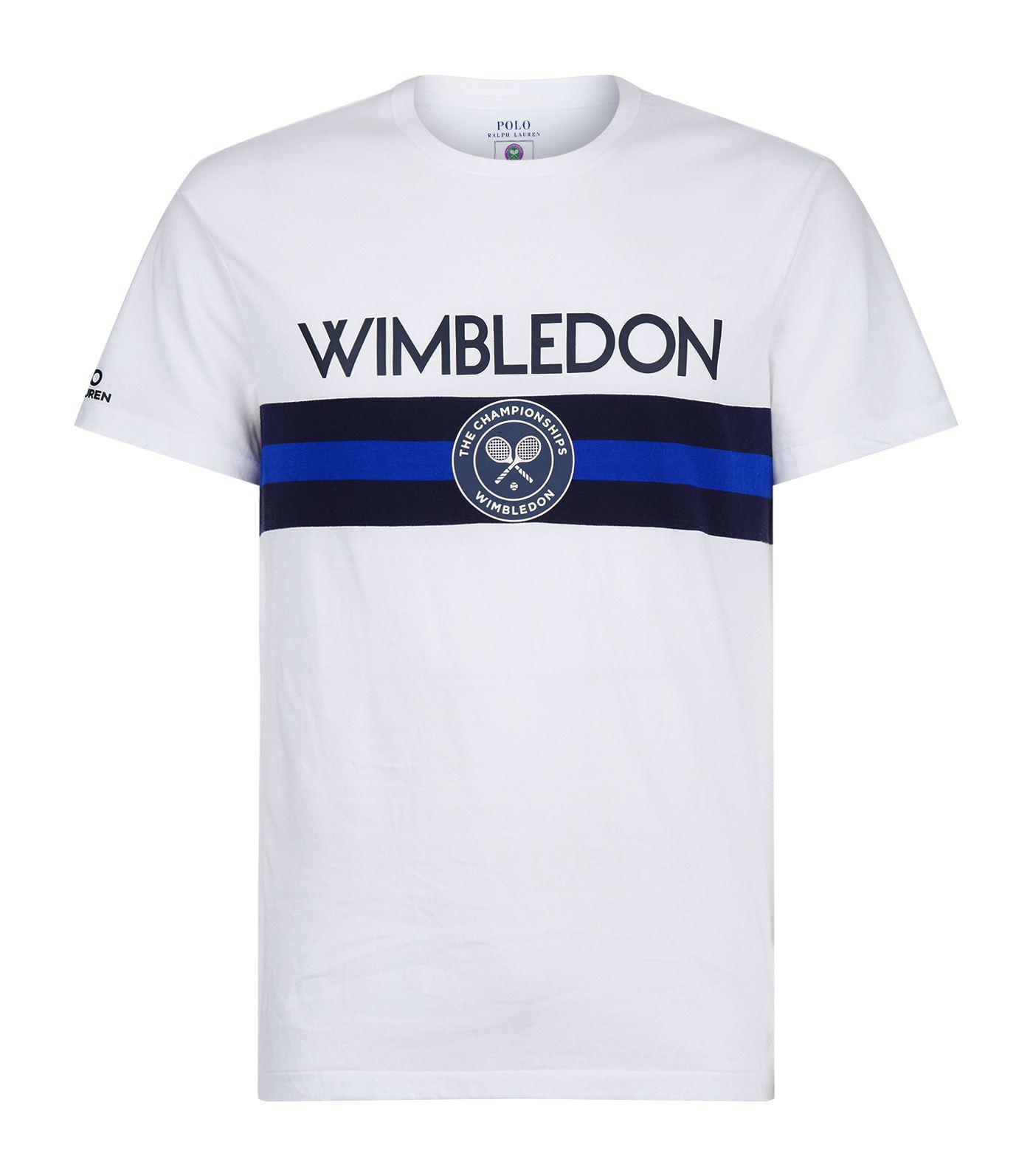77527ea0 Polo Ralph Lauren Wimbledon T-shirt for Men - Lyst