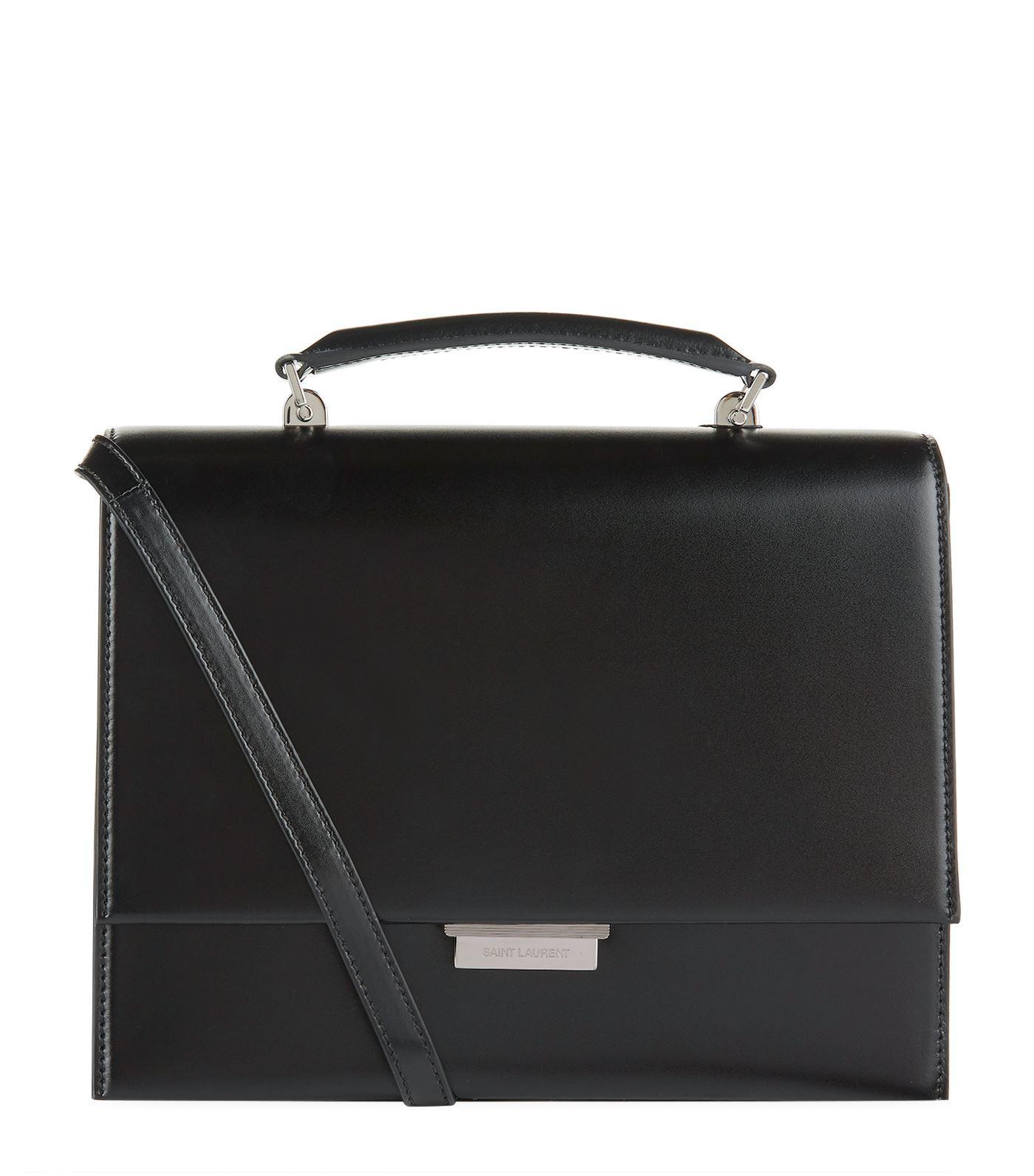 Saint Laurent Pre-owned - Babylone leather bag C8uxURLAuU