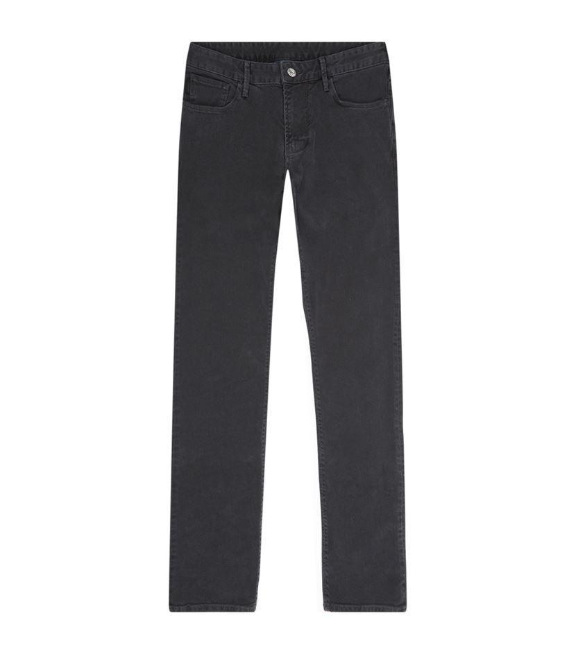 armani jeans j06 slim fit jeans for men lyst. Black Bedroom Furniture Sets. Home Design Ideas