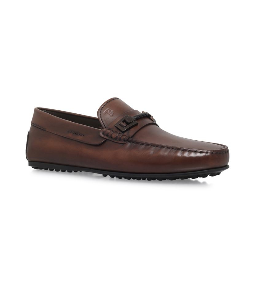 Tod S City Gommino Driving Shoes Kiltie
