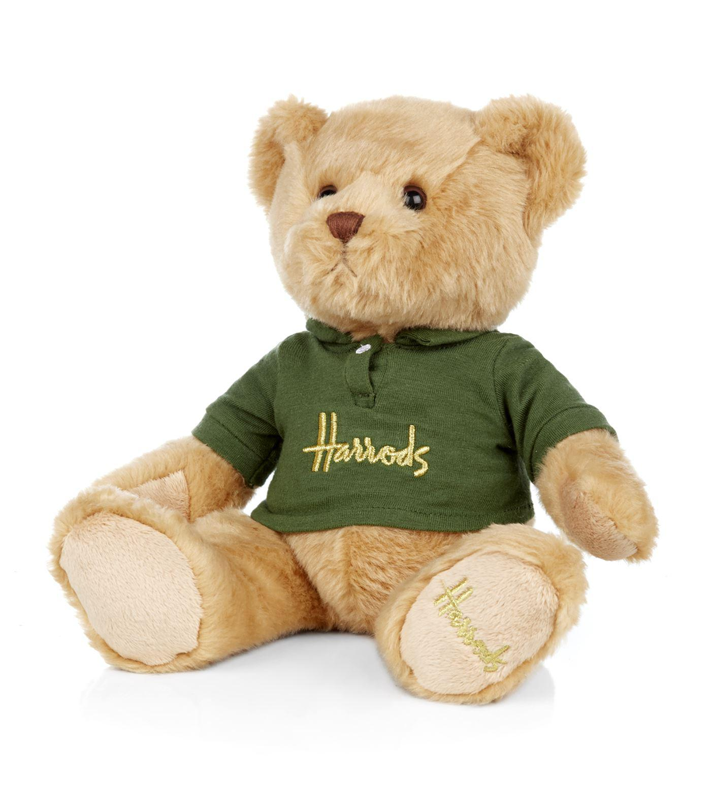 ce72c97ffa704 Harrods Liam Bear in Green - Lyst