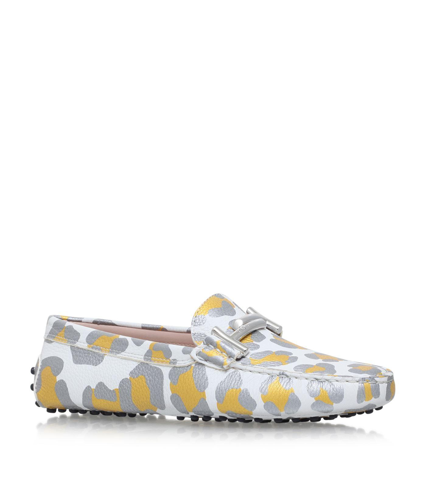 Tod S Gommino Maxi Dopia Driving Shoes