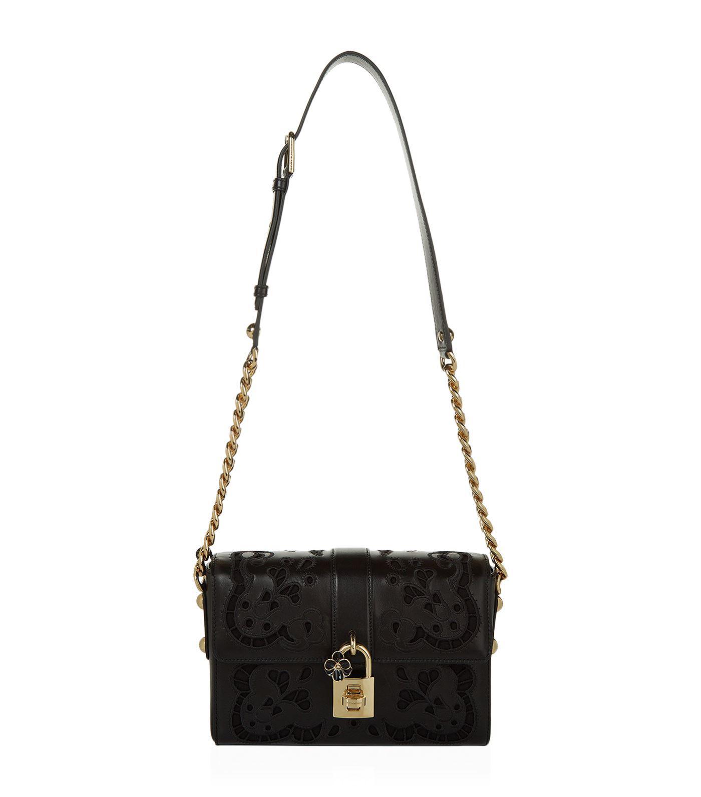 Heart padlock stud-embellished box bag Dolce & Gabbana 8c2m57iD5
