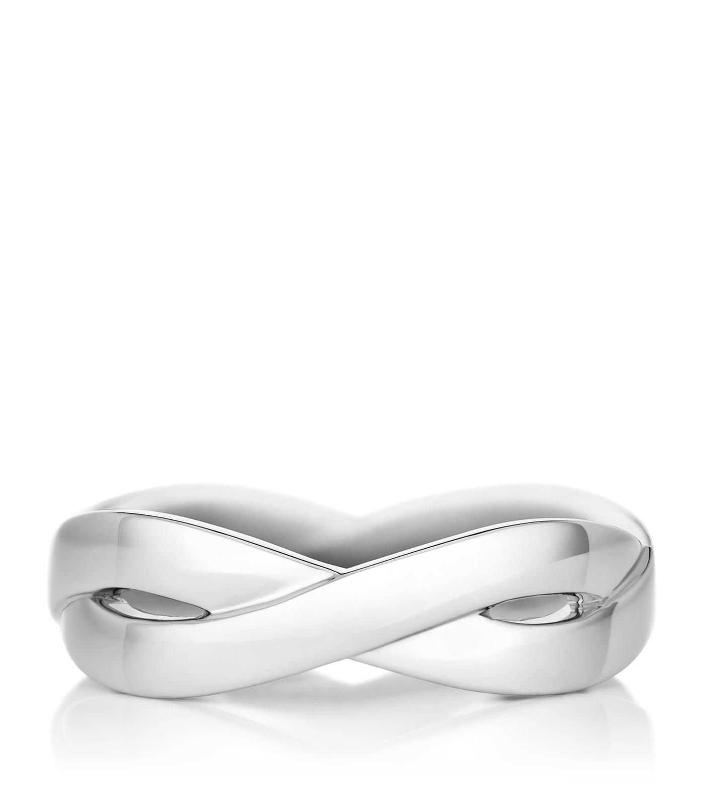 products infinity vow band the mock oro wg white gold bands diamonds vrai