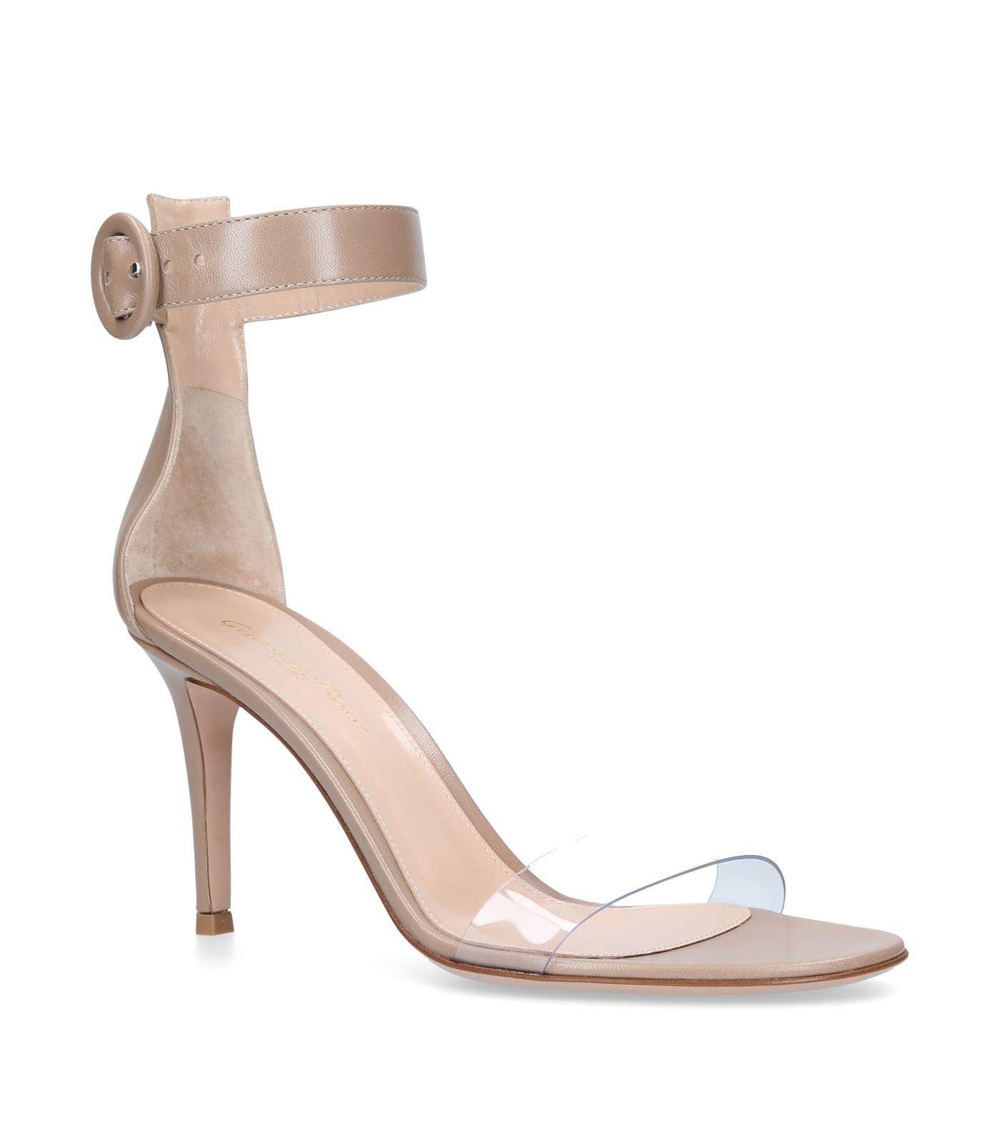 Stella 85 suede sandals Gianvito Rossi hIjJMkFv